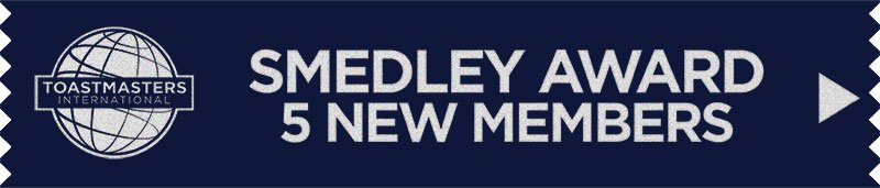 Earn a Smedley Award for your Club