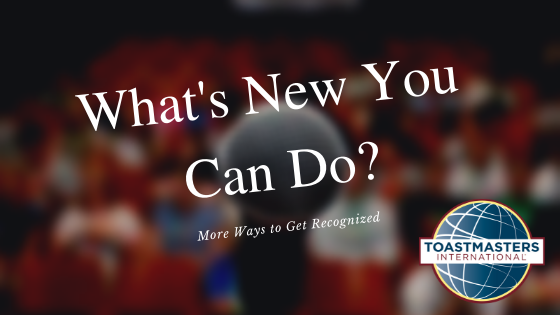 What's New You Can Do?