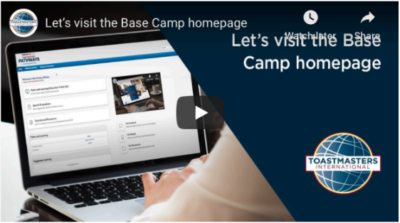 Pathways Base Camp has a new look by Susie Overton